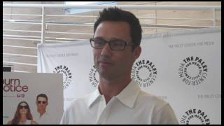Jeffrey Donovan - au Paley Center 1 - VO