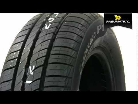 Youtube Pirelli P1 Cinturato 195/55 R16 87 V * RFT-dojezdová FR Letní