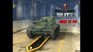 Amx 13 90 - World of Tanks Blitz