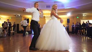 Awesome Father Daughter Break Out Dance!! Truly Original - Great Mix Of Music!!!