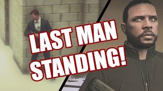 THE LAST MAN STANDING! - GTA 5 Online Funny Moments