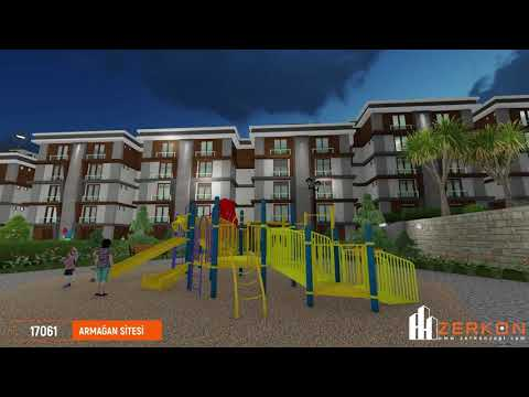 Armağan Sitesi Kentsel Dönüşüm Teklif Projesi 3D Video (Avcılar - Ambarlı)