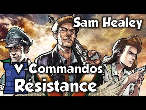 V-Commandos: Résistance Review - with Sam Healey