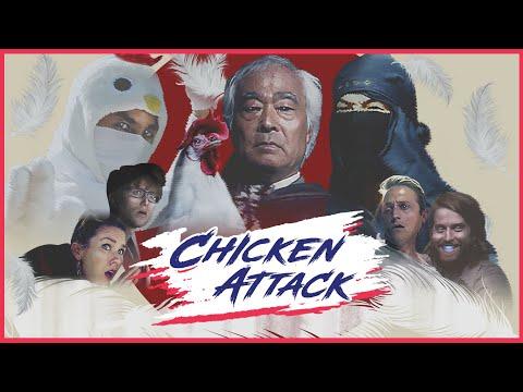 LOL: Chicken Attack ft. Takeo Ischi