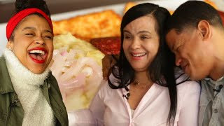 Dominicans Try The Best Mangu In New York City