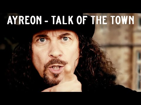 Ayreon - Talk Of The Town (Official Lyric Video) online metal music video by AYREON