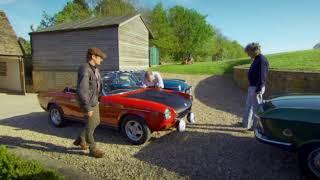 Топ Гир (Top Gear) - классические ретро автомобили (часть 3)