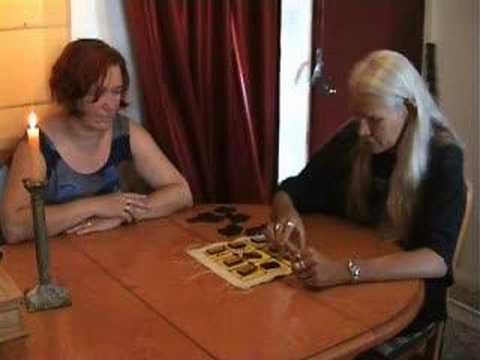 Rune Reading by Freya Aswynn