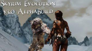 Сборка с модами Skyrim Evolution 3.0 Redonator от команды Lastrium Альфа 3