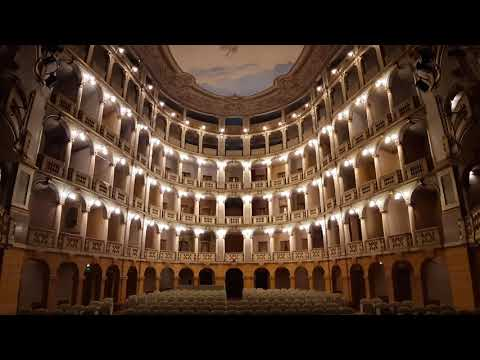 sunDial quad controls Teatro Fraschini, Pavia