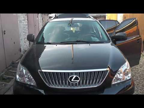 УАЗ Патриот против Lexus RX 300, ОБЗОР в конце вся правда!!!