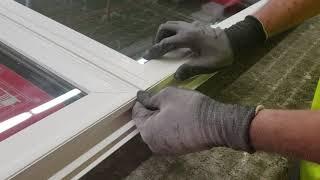 Window Mulling Procedure