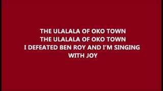 77 Bombay Street Oko Town Lyrics