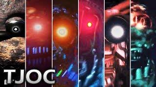 Evolution Of TJOC Jumpscares (2015-2017)