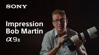 YouTube Video mitKdZjVmOE for Product Sony A9II (A9 Mark 2, ILCE-9M2) Full-Frame Mirrorless Camera by Company Sony Electronics in Industry Cameras