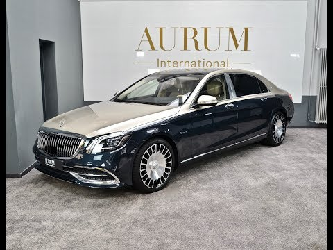 Mercedes-Maybach S560 4Matic by Aurum