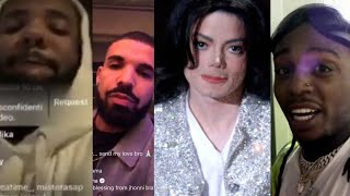 "Celebs React To ""Leaving Neverland"" Ft. Jackson Family, The Game,& More!!!"