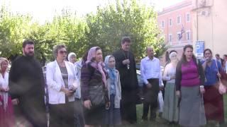 Величание св. Феодору Ушакову,о. Корфу - Греция | Solun