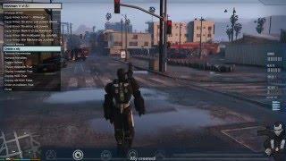 Hướng dẫn sử dụng bản mod Iron Man trong GTA 5