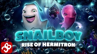 Snailboy: Rise of Hermitron iOS Gameplay Video