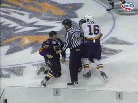 Darroll Powe vs Tim Jackman
