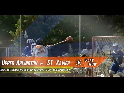 thumbnail for Upper Arlington (OH) vs St. Xavier (OH)