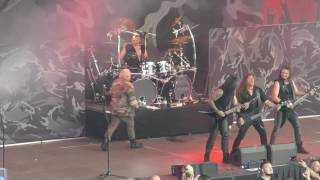 (Udo) Dirkschneider - Fast As A Shark (Accept) live @ Rock Hard Festival 2017