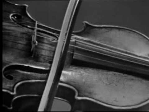 ביצוע מרשים של הכנר היהודי נתן מילשטיין לסונאטת קרויצר של בטהובן