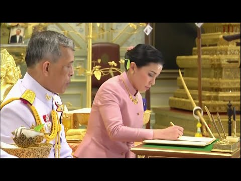 Three days of elaborate centuries-old ceremonies begin Saturday for the formal coronation of Thailand's King Maha Vajiralongkorn. (May 3)