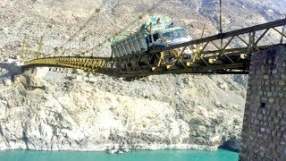 Most DANGEROUS Bridges In The World!