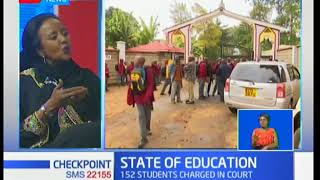 C.S. Amina Mohamed on the state of education (Part 1) l Checkpoint