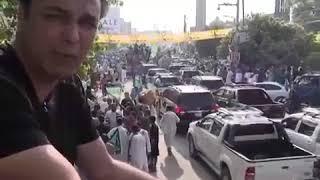 طلعت حسین کا پروگرام نیا پاکستان جو جیو نیوز نے ٹیلی کاسٹ کرنے سے انکار کردیا پارٹ 2