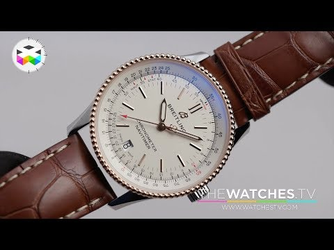 Breitling new watches at Baselworld 2018