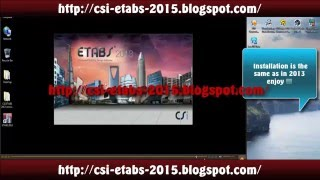 etabs 2015 crack keygen download