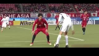内田篤人のサイドバック技術解説ボールを前につけて走る技術