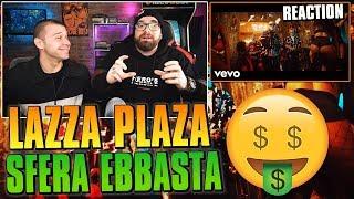 Lazza   Gigolò Ft. Sfera Ebbasta, Capo Plaza * REACTION * Arcade Boyz