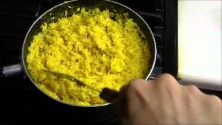 Belizean Curried Rice