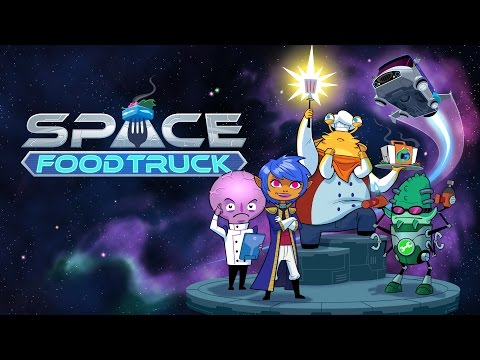 Space Food Truck - Steam Release Trailer thumbnail