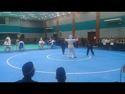 01 Putra Kelas A Muhd Zulkarnain FMS vs Putra Haiqal Jebat Fighter