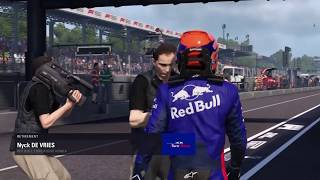 F1 2018 Career #34 Monza Car Setup, Practice & R&D
