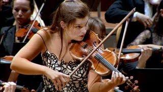 Britten: Violin Concerto / Jansen · Harding · Berliner Philharmoniker