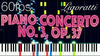 Piano Concerto No. 3 in C minor, Op. 37 // BEETHOVEN