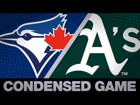 Condensed Game: TOR@OAK - 4/19/19