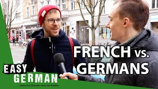 What Germans think about the French   Easy German 337