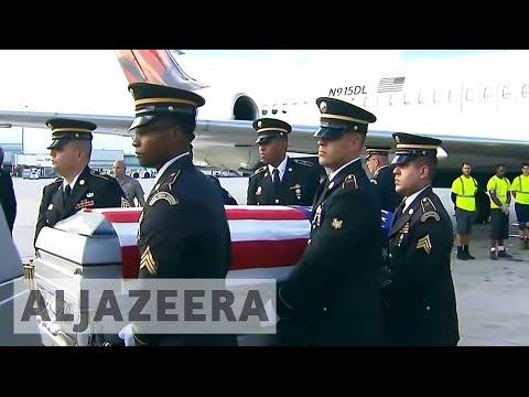 Pentagon investigates US soldier deaths in Niger