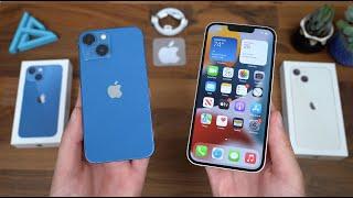 Apple iPhone 13 Mini vs Apple iPhone 13!