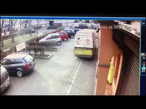 Wideo1: Ten mężczyzna skradł auto, rozpoznajesz go - zadzwoń