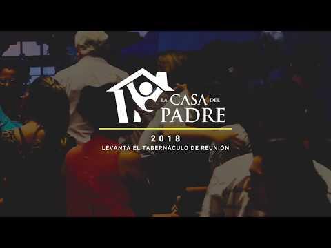 """""""Levanta el Tabernáculo de reunión"""" Pr. Carlos Mraida"""