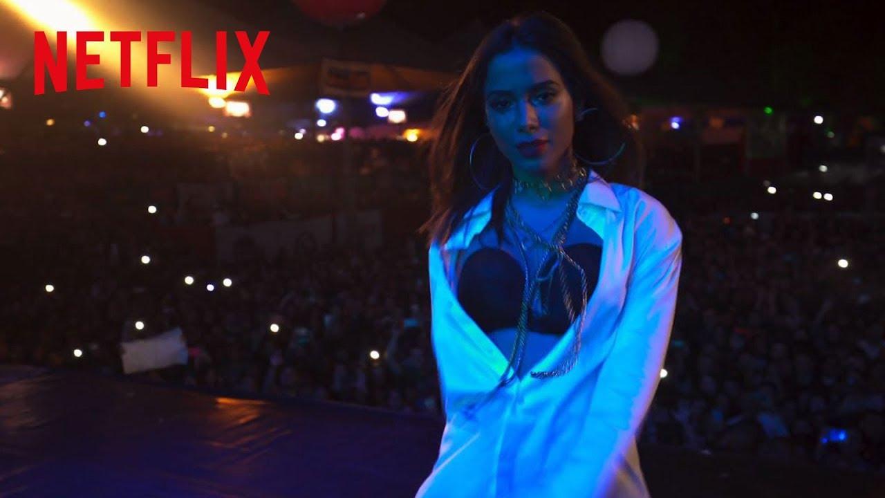 Vai Anitta | Assista o primeiro trailer oficial da série!