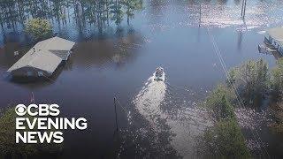 Florence could still cause more devastating flooding in North Carolina
